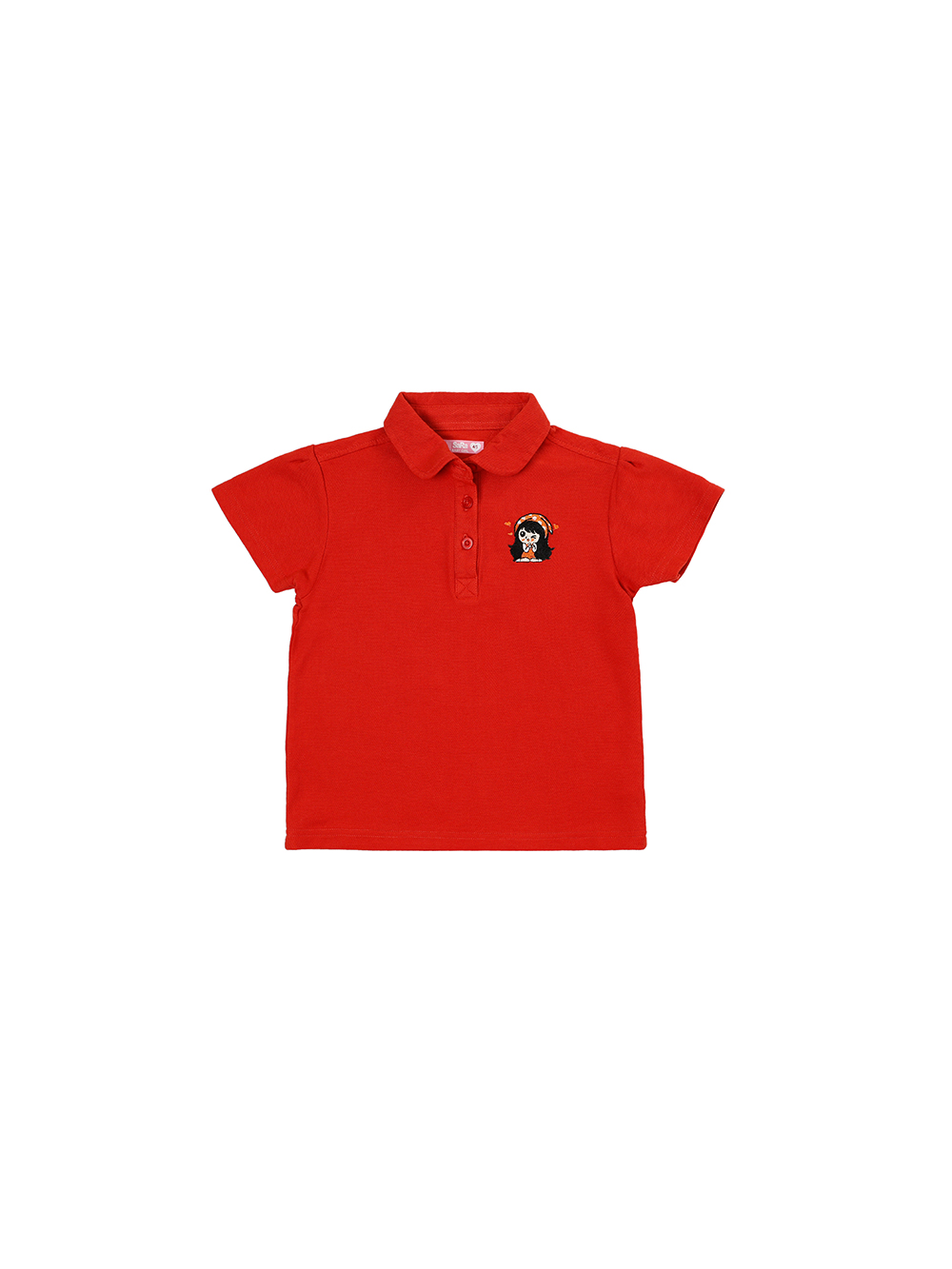 BABY GIRL'S POLO SHIRT