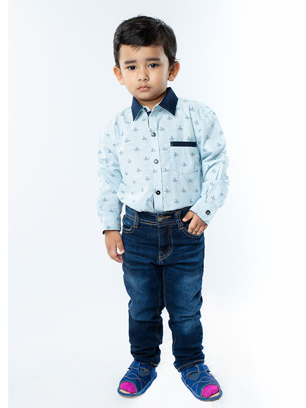 Kids Boy's Shirt