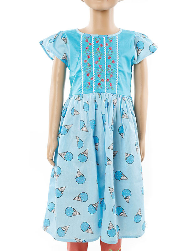 KIDS GIRLS' FROCK